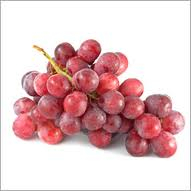 Organic Red Seedless Grapes1lb